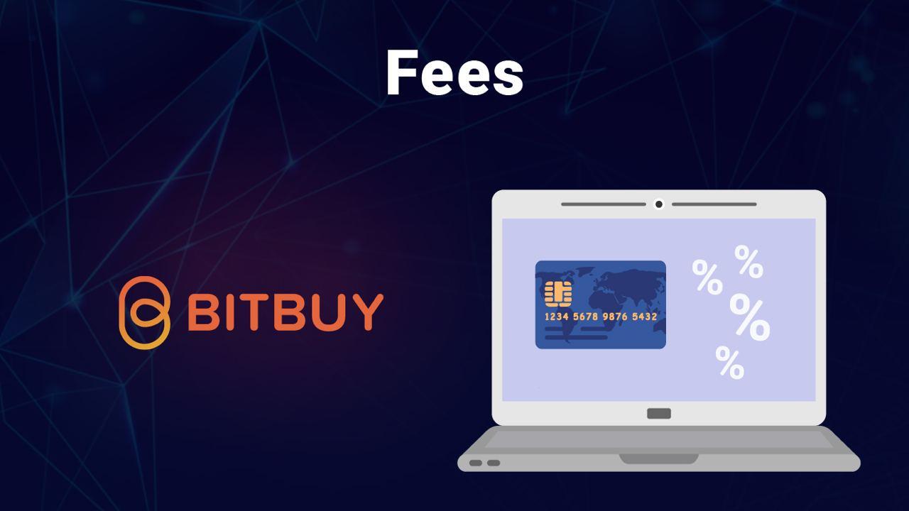Bitbuy fees summary