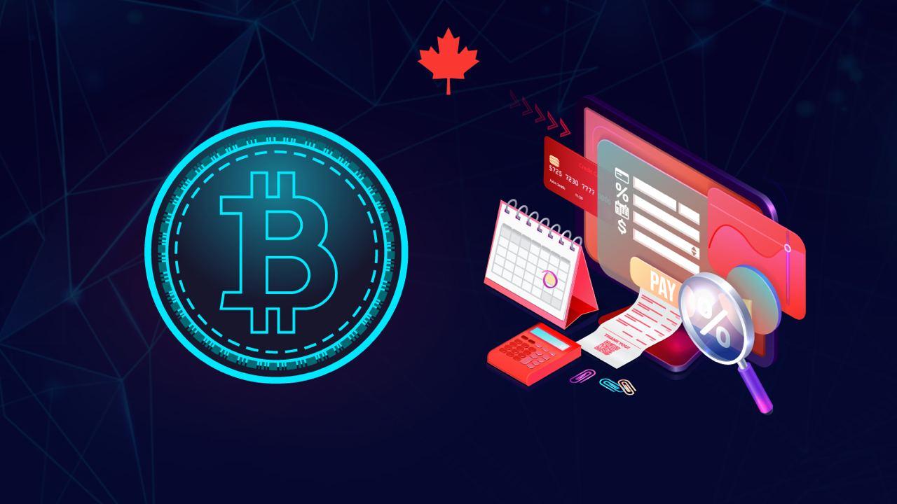 Crypto taxes in Canada